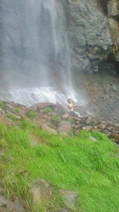 あなたのために、滝に打たれ、願い事100回唱えます ヤフオク オークション
