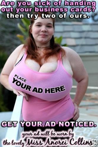 おっぱい広告 ebay イーベイ