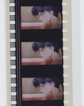 エヴァンゲリオン新劇場版序特典フィルム ミサト入浴横顔