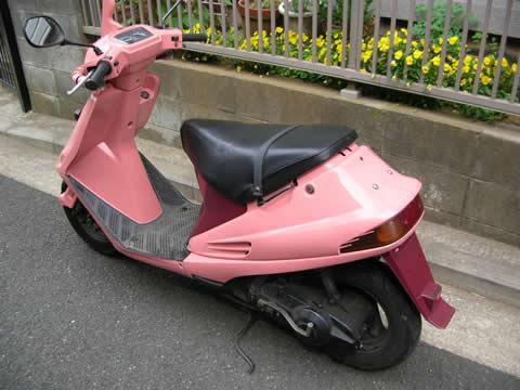 シャア専用バイクV100S(シャアザクオッサンホイホイ歳ゆえの過ち