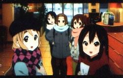 ◆ 映画 けいおん! メモリアルフィルム 唯梓澪律紬 全員集合