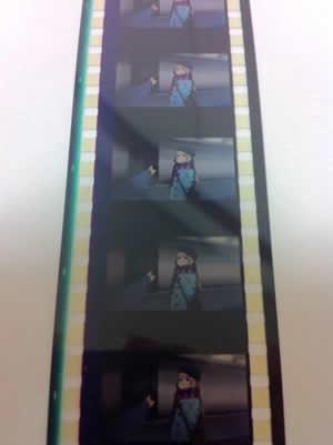 映画 けいおん! メモリアルフィルム 紬 空港シーン